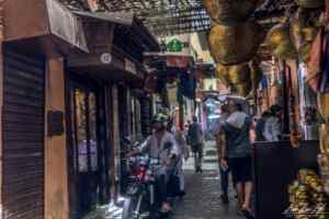 Mota em Marrocos